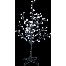 Pom luminos cu LED floare Cires 130cm 230v alb rece Viridis 39111